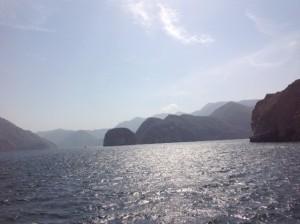 Boottocht Musandam, Oman