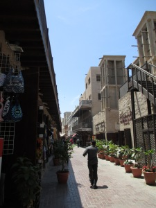Old town Deira, Dubai