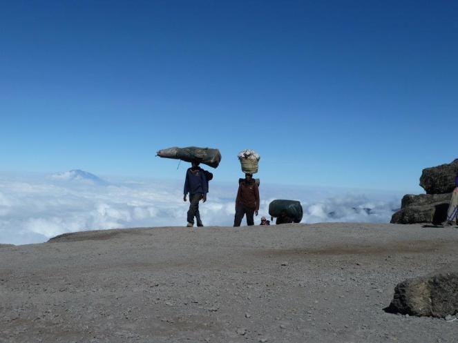 Mount Kilimanjaro 2