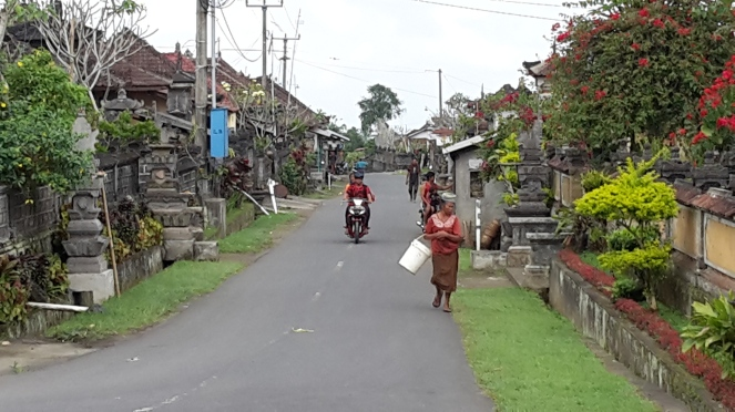 Indonesian village