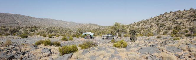 Campsite Jabal Asar'h